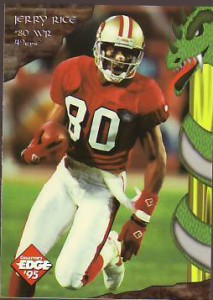 1995 CollectedgeJerryRice